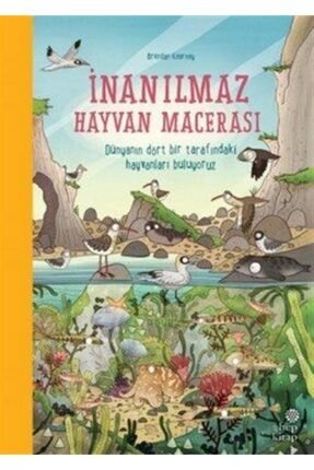 Hep Kitap Inanılmaz Hayvan Macerası 0