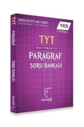 Karekök Yayınları Tyt Paragraf Soru Bankası 0