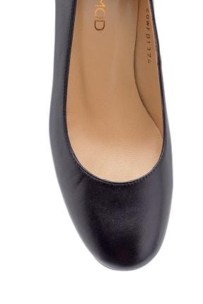 Derimod Kadın Deri Kalın Topuklu Ayakkabı 3
