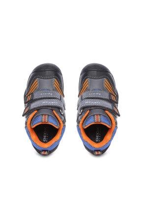 Geox Çocuk Derı Casual Çizme 498 B540ca00050 C1361 Ck Czm 20-27 3