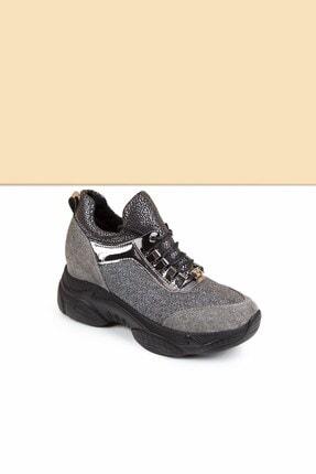 Pierre Cardin Pc-30398 Platin Kadın Spor Ayakkabı 3