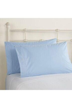 StellaFlavo Stella Flavo 2'li Yastık Kılıfı 50x70+20cm Kapaklı Mavi 1