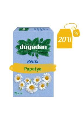 Doğadan Papatya Bitki Çay 20'li 29 gr 0