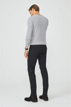 Avva Erkek Siyah 5 Cepli Slim Fit Pantolon A02y3055 3
