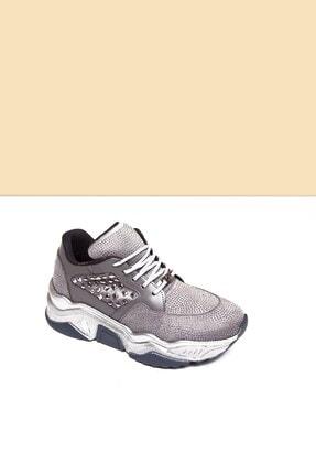 Pierre Cardin PC-30420 Platin Kadın Spor Ayakkabı 1