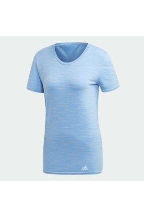 25/7 TEE CODE W Mavi Kadın T-Shirt 101117697 resmi
