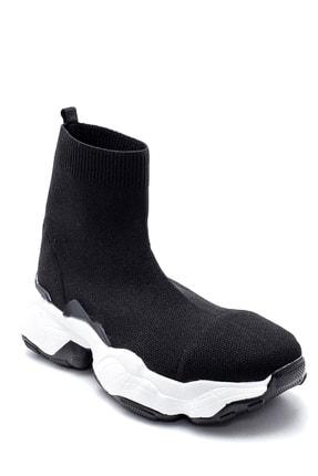 Derimod Kadın Kalın Tabanlı Çorap Bot 1
