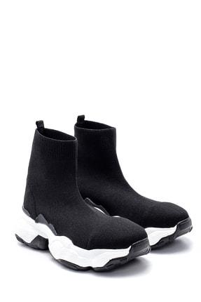 Derimod Kadın Kalın Tabanlı Çorap Bot 2