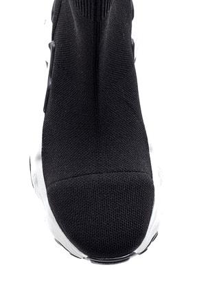 Derimod Kadın Kalın Tabanlı Çorap Bot 3