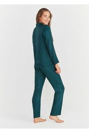 Suwen Diana Maskulen Pijama Takımı 3