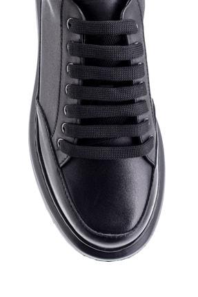 Derimod Kadın Deri Sneaker 4