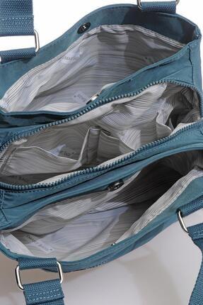 Smart Bags Smbky1125-0050 Buz Mavi Kadın Omuz Çantası 3