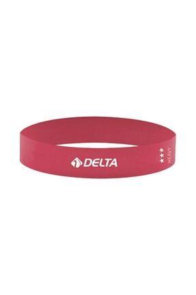 Delta Tlb788 Aerobik Bandı Lateks Bant Pilates Lastiği-tam Sert 0