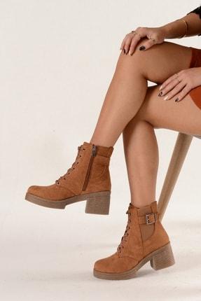 Nil Shoes Taba Süet Yuvi Bot 1