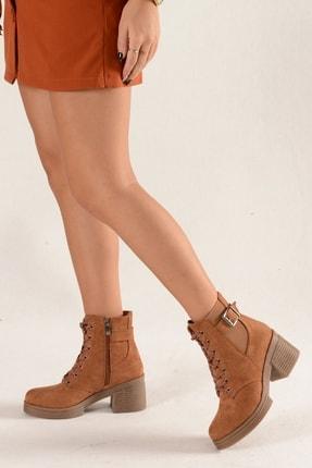 Nil Shoes Taba Süet Yuvi Bot 2