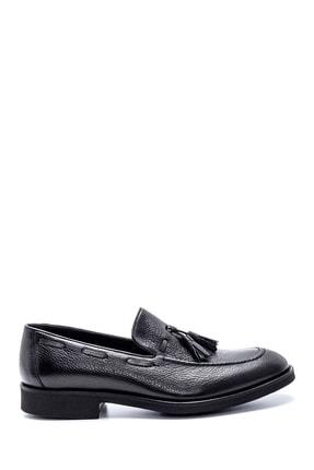 Derimod Erkek Deri Püskül Detaylı Ayakkabı 0