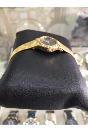 Orient Gold Renk Ince Hasır Kordon Bayan Saat 2