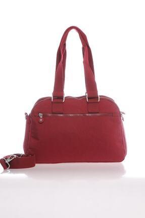 Smart Bags Smb1122-0021 Bordo Kadın Omuz Çantası 2