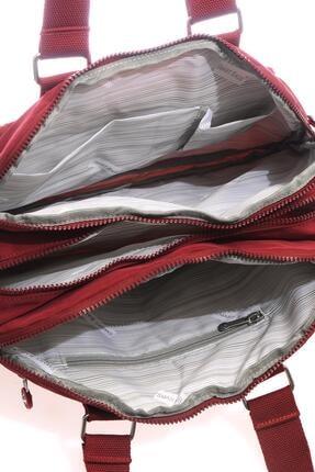 Smart Bags Smb1122-0021 Bordo Kadın Omuz Çantası 3