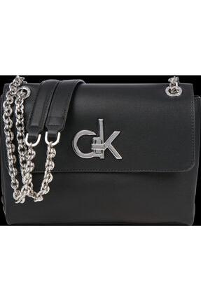 Calvin Klein Kadın Siyah Omuz Çanta 0