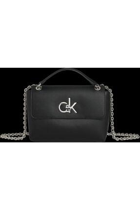 Calvin Klein Kadın Siyah Omuz Çanta 1