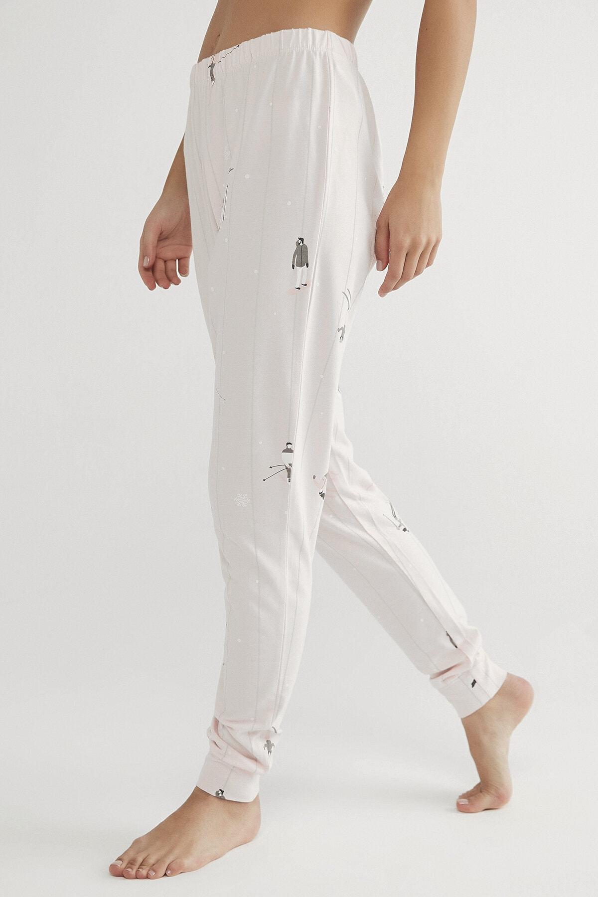 Penti Pembe Hot Tech Winter Joy Pantolon 1