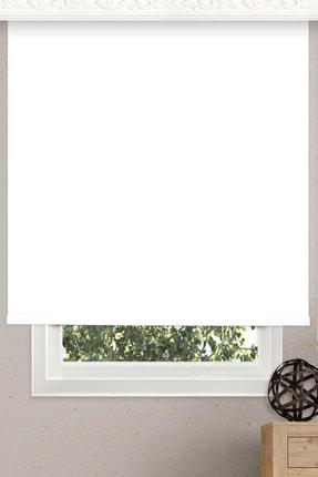 Naza Stor Perde Beyaz  210x200 Cm 0