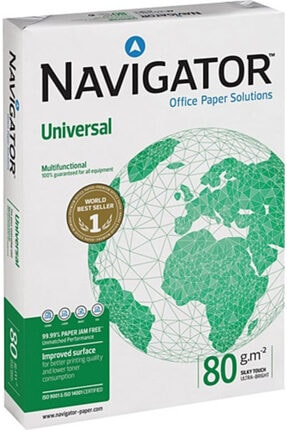 NAVİGATÖR Navigator 80 gr 500lü A3 Fotokopi Kağıdı 0
