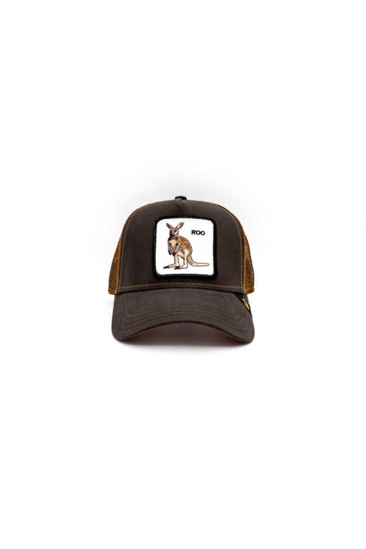 Roo Kahverengli Şapka 101-0208 Kahverengi Standart
