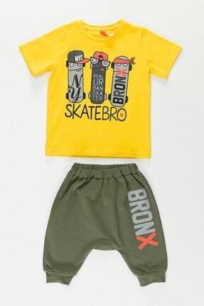 Mushi Erkek Çocuk Bronx Baggy Takım 2