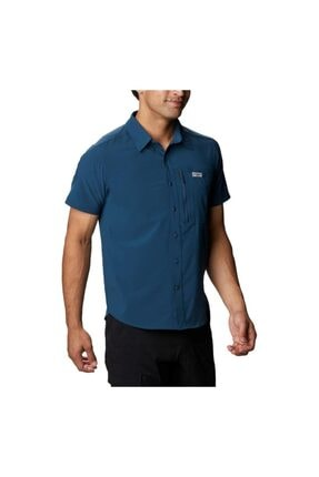 Columbia Triple Canyon Solid Short Sleeve Iı Erkek Kısa Kollu Gömlek Ao0753-348 3