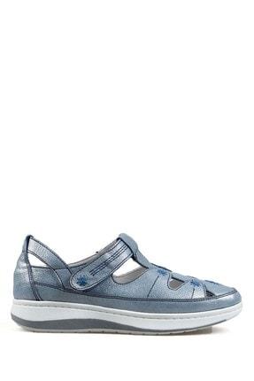 Hammer Jack Mavi Sım Kadın Ayakkabı 314 1034-z 0