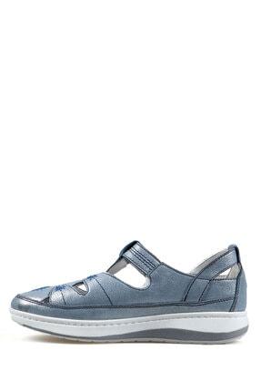 Hammer Jack Mavi Sım Kadın Ayakkabı 314 1034-z 3