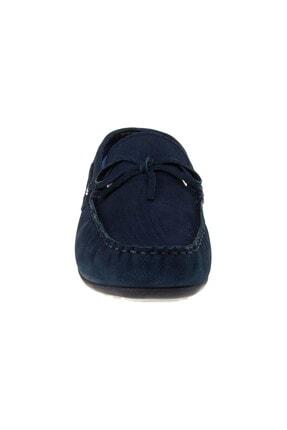 Vicco Unisex Lacivert Hakiki Deri Ayakkabı 211 920.18Y303G 2