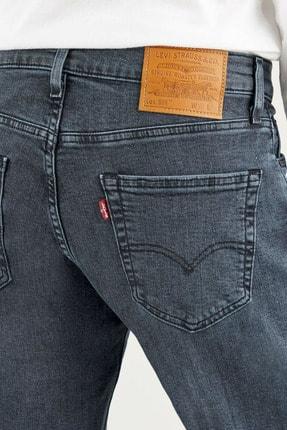 Levi's 511 Slım Rıchmmond Blue Black Erkek Jean 3