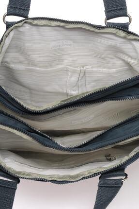 Smart Bags Smb1122-0033 Lacivert Kadın Omuz Çantası 3