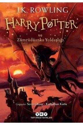 Yapı Kredi Yayınları Harry Potter ve Zümrüdüanka Yoldaşlığı 5. Kitap J. K. Rowling 0