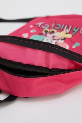 Defacto Kız Çocuk Minnie Mouse Lisanslı Sırt Çantası 3