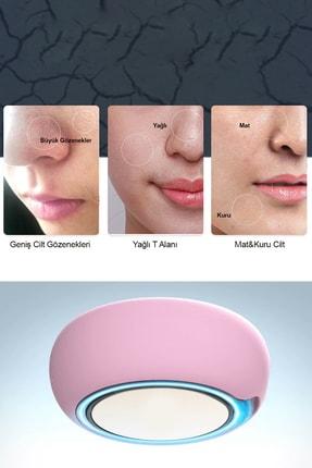Xolo Gi Mask Ultrasonik Maske Uygulama Cihazı Işık Terapi Akıllı Peeling Pembe Yüz Maske Masaj Cihazı 3