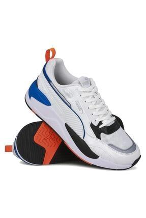 Puma X-RAY 2 SQUARE Beyaz Erkek Sneaker Ayakkabı 100660663 2