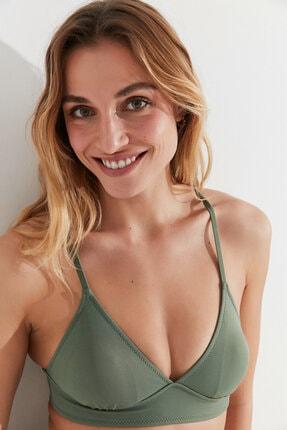 Penti Kadın Yeşil Army Basic Bralette 2