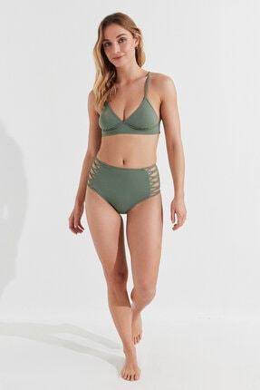 Penti Kadın Yeşil Army Basic Bralette 4