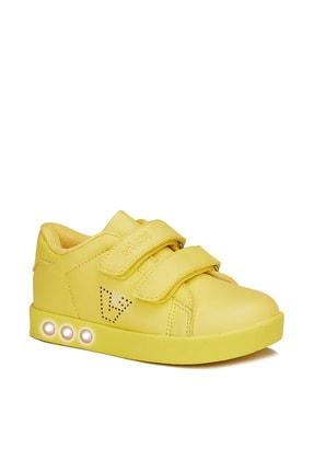 Vicco Oyo Unisex Bebe Sarı Spor Ayakkabı 0