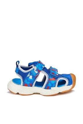 Vicco Leo Erkek Çocuk Saks Mavi Sandalet 2