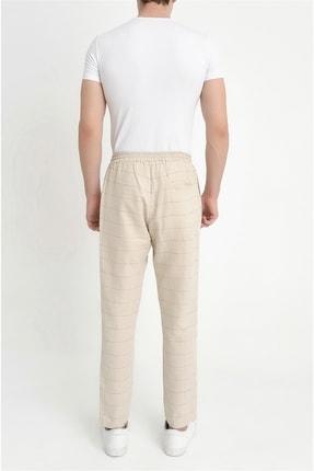 Efor Atp 09 Slim Fit Bej Spor Pantolon 3