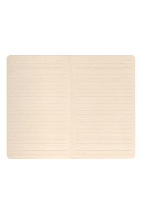 Matt Notebook 14x22 Sert Kapak Defter Çizgili Pembe 1