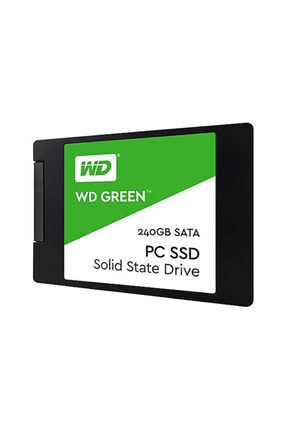 WD 240 GB 2.5 SATA3 SSD 545MB/S 3DNAND WDS240G2G0A 0