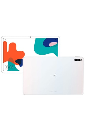 Microcase Huawei Matepad Pro 10.8 Inch Soft Tpu Kalem Koymalı Silikon Kılıf Şeffaf 2