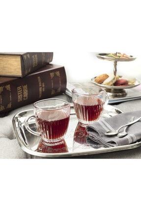 Madame Coco Cavalier 4'lü Çay Fincanı 200 ml 0