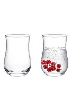Madame Coco Coralie 4'lü Su Bardağı Seti 280 ml 0
